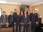 İl Emniyet Müdürü Muzaffer Erkan ve Türkiye Bilişim Derneği Samsun Şubesi KA Bilişim Teknolojileri`ni ziyaret etti.